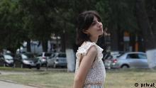 Lernerporträt Natia aus Georgien