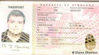 جوازات سفر مزورة وسيلة باول لورو لاخفاء هويته الحقيقية