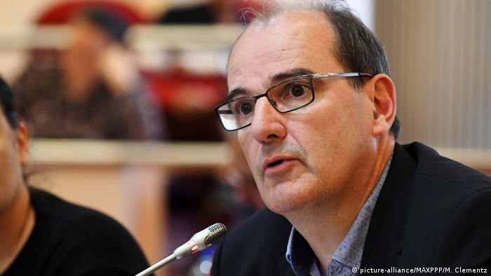 New French PM Jean Castex