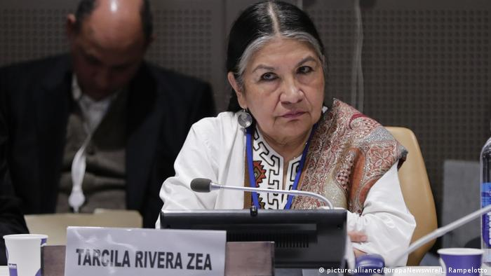 Peru Tarcila Rivera