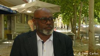 Portugal Carlos Gonçalves, Journalist aus Angola
