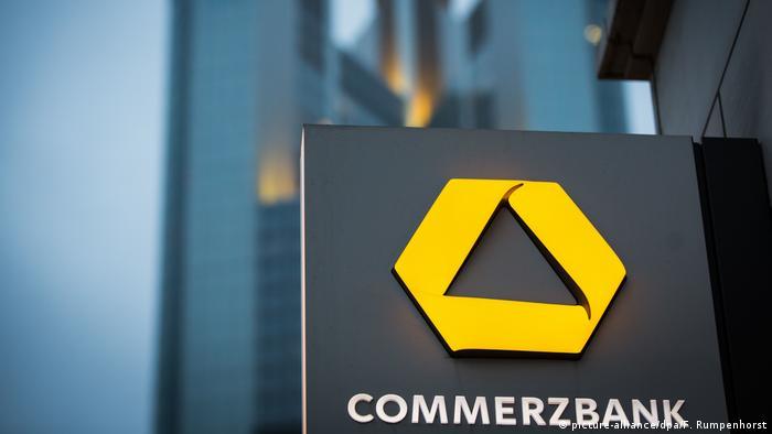 Logo del Commerzbank.