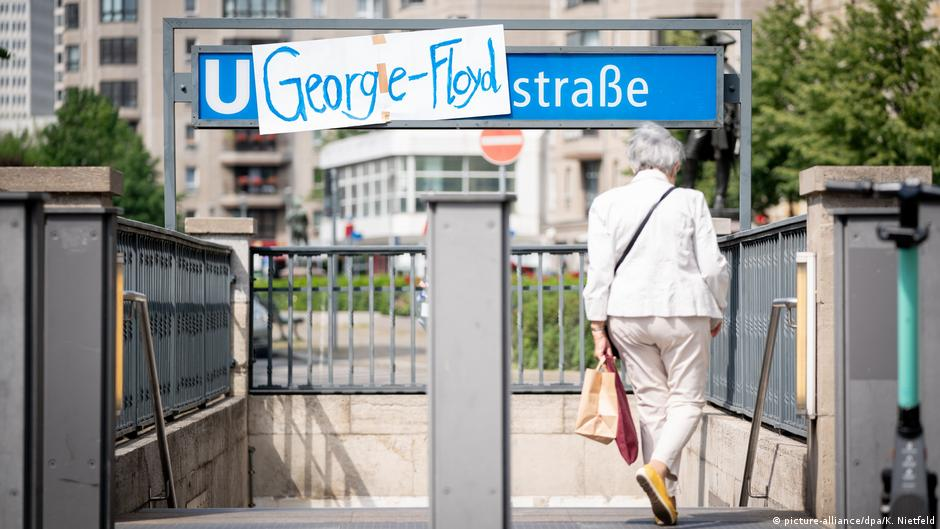 Germany: Berlin metro station to be renamed after pushback over racist term | DW | 03.07.2020