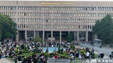 Türkei Ankara | Protest von Rechtsanwälten gegen Reformplänen der Regierung