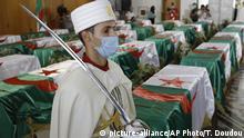 Algerien Algiers | Rückführung sterblicher Überreste von Opfern der französischen Kolonialherrschaft