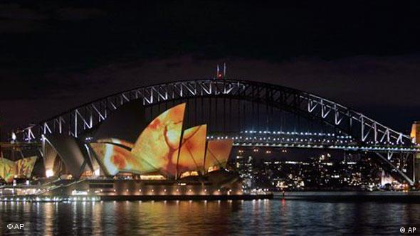 Flash-Galerie Sydney Opernhaus