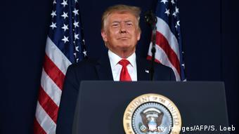 South Dakota, Keystone I Donald Trump am Mount Rushmore National Memorial