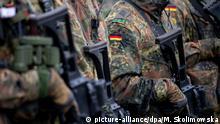 Symbolbild Deutsche Soldaten im NATO Einsatz