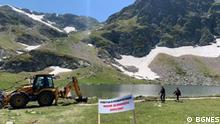 Bulgarien Naturschutzgebiet Rila-Gebirge