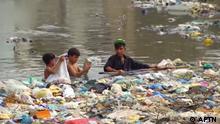 Sendung: Enlaces / Shift Basra Plastikmüll