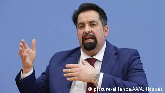 Almanya Müslümanlar Merkez Konseyi Başkanı Aiman Mazyek