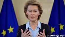 Ursula von der Leyen EU Kommisionspräsidentin
