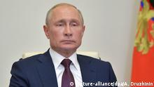 Russland Moskau | Nach der Abstimmung über Verfassungsänderung: Wladimir Putin