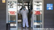 Spanien | Ausgansperre | Ausbruch der Coronavirus-Krankheit (COVID-19) in Lleida