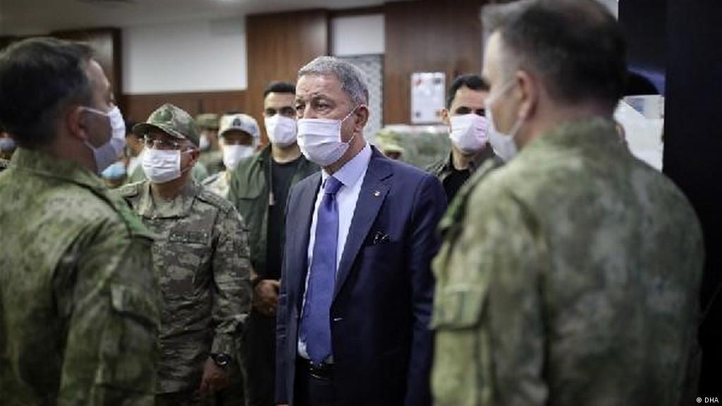 Akar: Sonuna kadar Libya′dayız | TÜRKİYE | DW | 04.07.2020