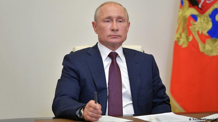 Odluka je na Vladimiru Putinu
