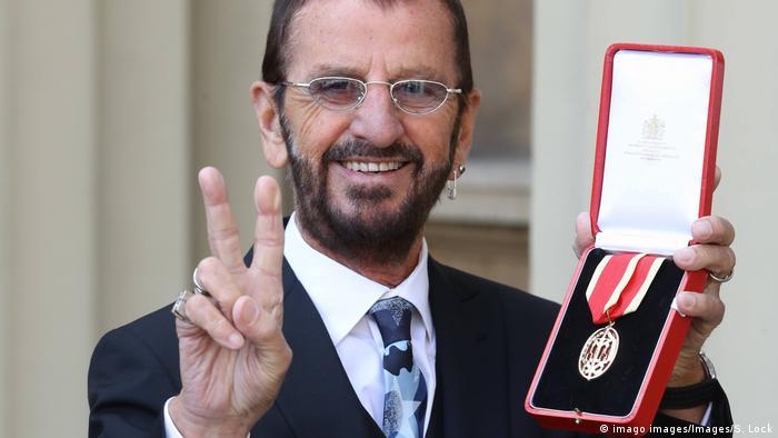 Beatles drummer Ringo Starr turns 80 | Music | DW | 07.07.2020