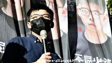 Hongkong Aktivist Joshua Wong
