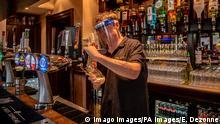 England   Coronaviorus   Lockdownlockerung   Pubs