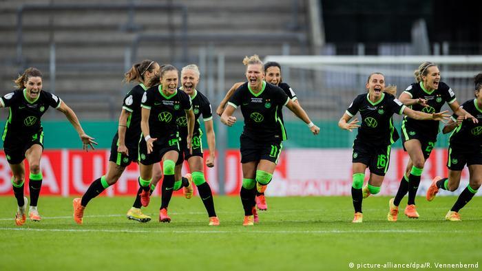 يعد فريق فولفسبورغأقوى فرق ألمانيا في كرة القدم النسائية.