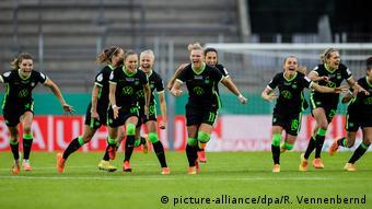 DFB Pokal Finale Frauen - VFL Wolfsburg vs SGS Essen
