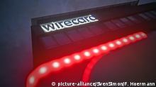 wirecard Bilanzskandal: Ermittler durchsuchen Wirecard-Bueros .