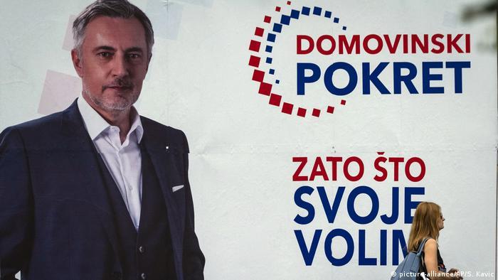 Kroatien I Wahlen I Miroslav Skoro (picture-alliance/AP/S. Kavic)