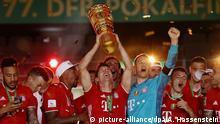 DFB Pokal Finale I Bayer Leverkusen I Bayern