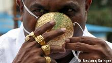 BdTD - Indien Goldene Maske