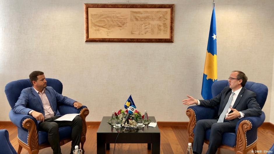 Hoti  Dialogu me Serbinë zhvillohet për njohje reciproke dhe asgjë tjetër
