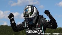 Österreich | Formel 1 | Mercedes Valtteri Bottas jubelt