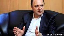 Iran, Ex-Mitglied der iranischen Deligation Mohammad Saidi +++ SCHLECHTE QUALITÄT +++