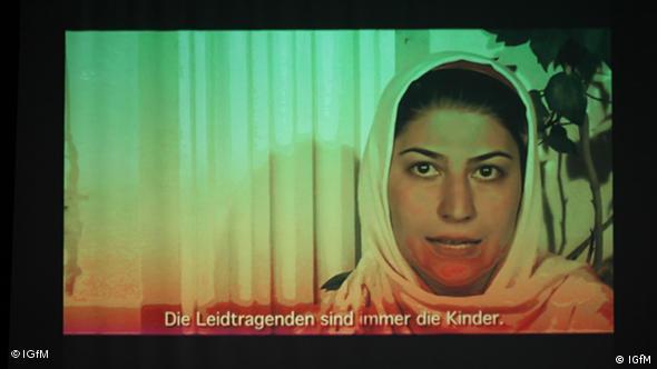 Internationale Gesellschaft für Menschenrechte IGFM Flash-Galerie
