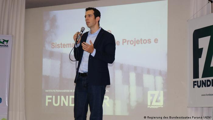 Brasilien Renato Feder (Regierung des Bundesstaates Paraná (AEN))