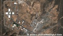 Iran I Atomkraft I Atomanlage Natanz
