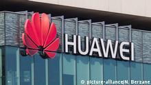 Frankreich I Huawei Hauptsitz in Paris