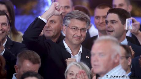 Κέρδισαν το στοίχημα οι Συντηρητικοί στην Κροατία