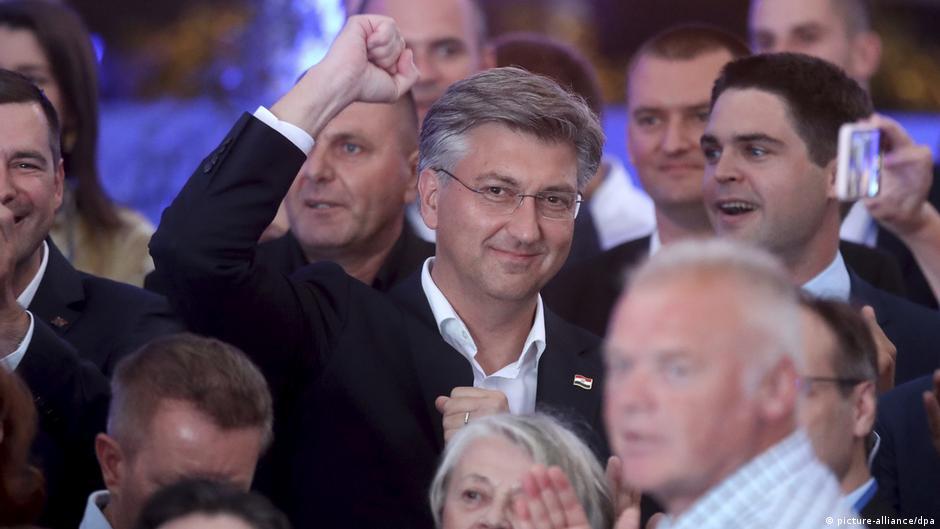 Problemet e Kroacisë pas zgjedhjeve parlamentare