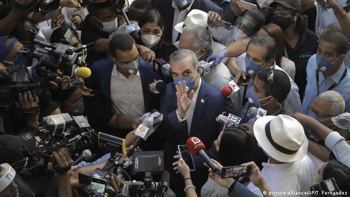 Elecciones en la República Dominicana. (5.07.2020).
