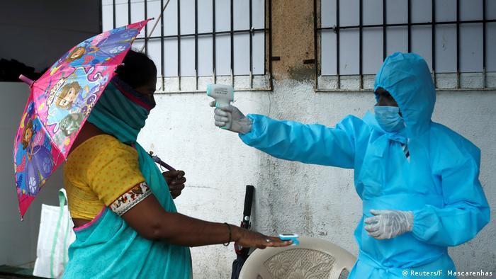 Indien Coronavirus