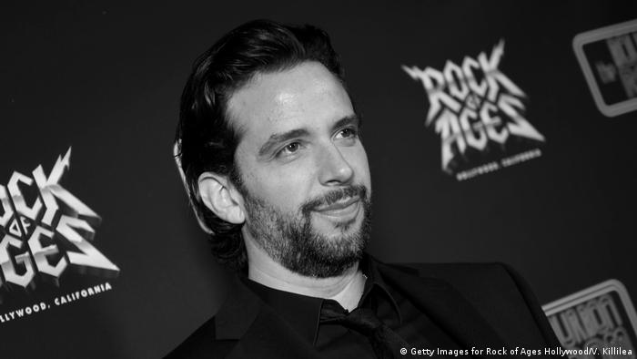 Nick Cordero attends Opening Night Of Rock Of Ages Hollywood At The Bourbon Room at The Bourbon Room on January 15, 2020 in Hollywood, California. (Getty Images for Rock of Ages Hollywood/V. Killilea)