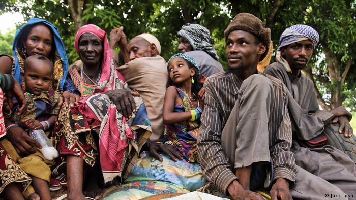Zentralafrikanische Republik FPRC Zivilisten (Jack Losh)