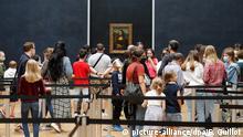 Frankreich | Coronavirus | Kunst | Ausstellung | Louvre