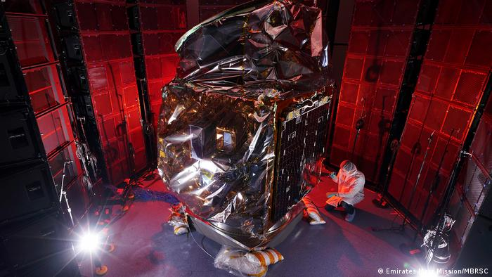 Emirates Mars Mission | Hope Mars Mission