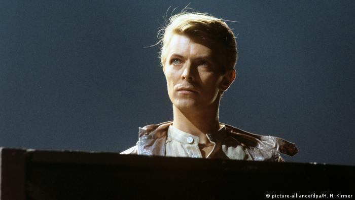 David Bowie (picture-alliance/dpa/H. H. Kirmer)