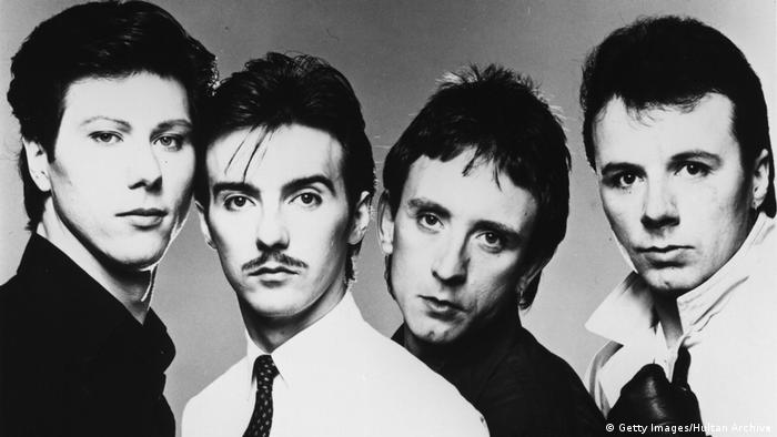 The Band Ultravox (Getty Images/Hultan Archive)