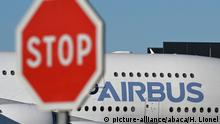 Frankreich Toulouse |Airbus A380