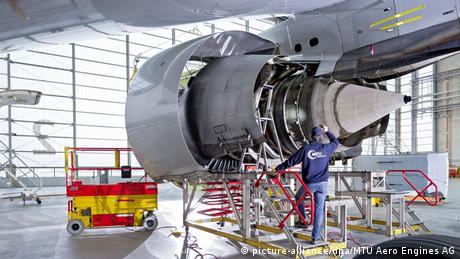 Немецкий концерн MTU Aero Engines AG