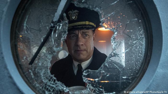 Film still 'Greyhound' with Tom Hanks