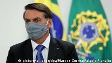 Brasilien Brasilia | Coronavirus | Jair Bolsonaro, Präsident